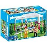 Playmobil - 4308 - Invités et Tente de Réception