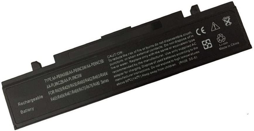 Tesurty New Replacement Battery for Samsung NP550P5C NP550P5C-A02UB NP270E5E-K03US Battery AA-PB9MC6B NP365E5C-S02US NP365E5C-S05US NP350V5C-T01US NP300E5C-A08US Series Laptop