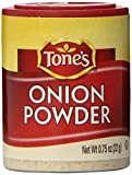 Tone's Mini's Onion Powder, 0.75 Ounce (Pack of 6)
