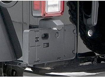 2007-2016 Jeep Wrangler Mopar Center Mounted Fairlead Plate 4333195150