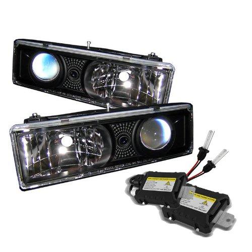 92 chevy 1500 hid headlights - 5