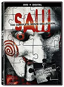 Saw: The Complete Movie Collection [DVD + Digital]