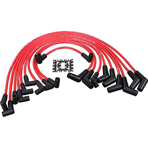Brand New Performance HEI Spark Plug Wire Set For 1964-1995 Ford 8mm 5.0L 5.8L SBF 302 302W Oem Fit PWJ115