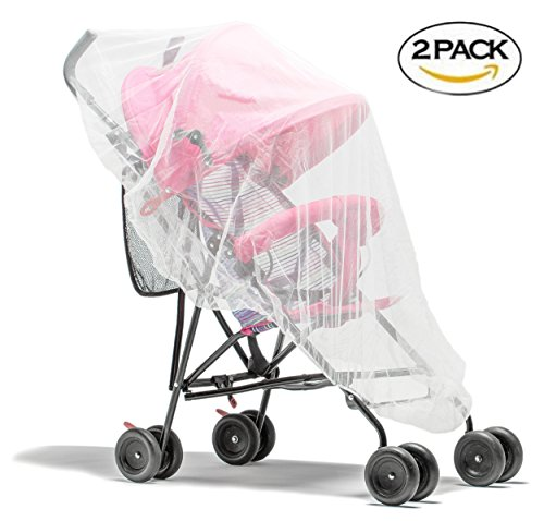 Baby Stroller Insect Netting - 6
