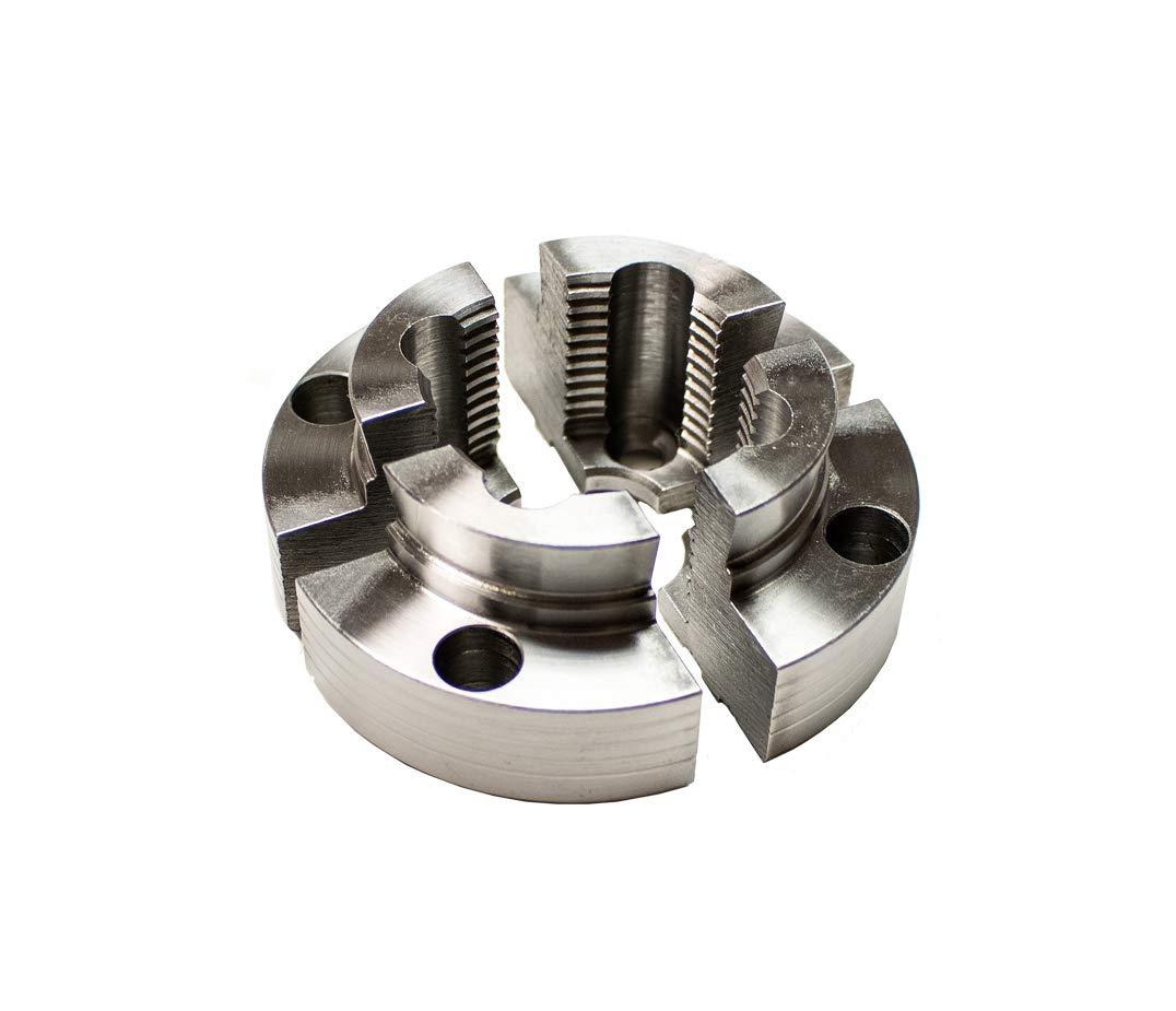 NOVA 71120 35mm (1.37'') Spigot Jaw Set for Spindle Work