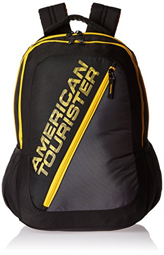 American Tourister Black Casual Backpack (CLICK 2016)
