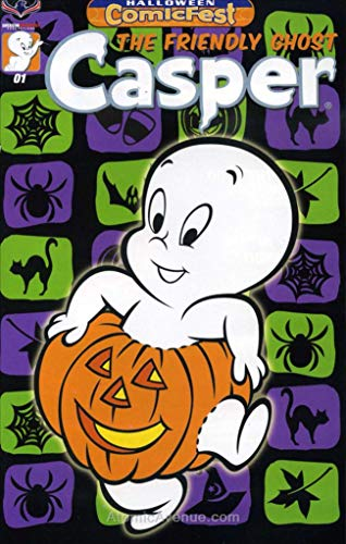 Casper the Friendly Ghost: Halloween ComicFest #1 VF/NM ; American Mythology comic book
