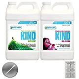 BOTANICARE KIND 2 PACK BUNDLE: GROW & BLOOM + Twin Canaries Chart & PIPETTE - 1 GALLON EACH