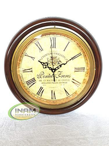Amazon Com Inam Extreme Quality Antique Designer Wall Clock