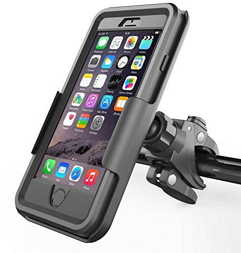 "Bike Mount for Otterbox Defender Series - iPhone 7 Plus (5.5"") Encased Products (case is not included)"