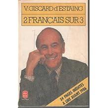 Deux Francais Sur Trois