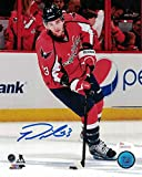 #1: Signed Tom Wilson Photo - 8x10 19136 - JSA Certified - Autographed NHL Photos