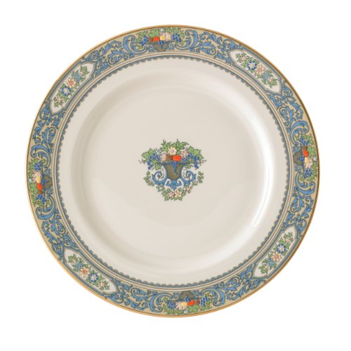 Lenox Autumn Gold Banded Ivory China Dinner Plate  sc 1 st  Amazon.com & Replacement China Plate: Amazon.com