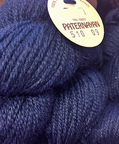 Paternayan Needlepoint 3 Ply Wool Yarn Color  510 Old Blue