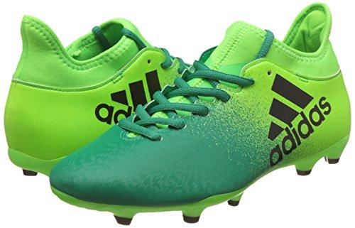 3 Chaussures X Green core Fg 16 Homme Black Adidas Pour De Solar Football dIZEqwx