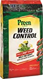 Preen Lawn Weed Control - 30 lb bag, Covers 15,000 sq ft