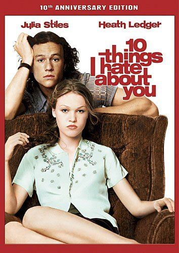 10 Things I Hate About You by Touchstone Home Entertainment and Warner Bros. Pic (Christmas Pics About)