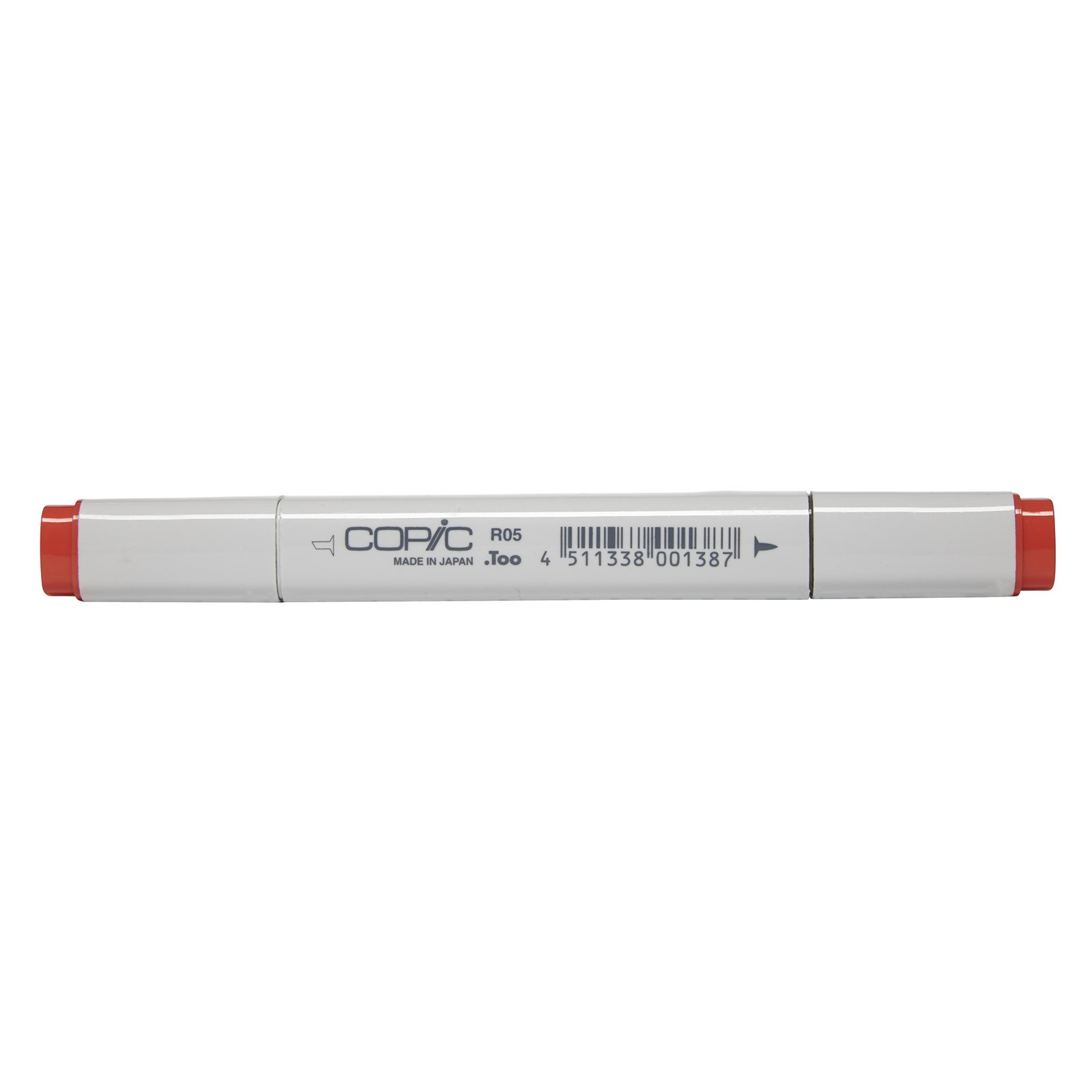 Copic Marker with Replaceable Nib, R05-Copic, Salmon Red