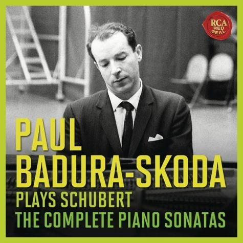 Price comparison product image Paul Badura-Skoda Plays Franz Schubert - The Complete Piano Sonatas
