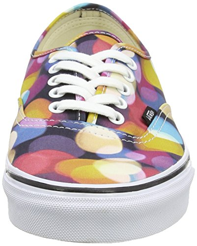 Authentic Schuhe vee33b2 True Black Lights White Vans Erwachsene Mehrfarbig Unisex Skateboard Flashing ZwqdZAg