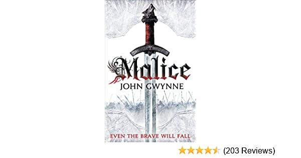 Malice (The Faithful and the Fallen, Book 1)