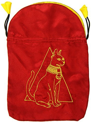 Egyptian Cat Satin Bag by Lo Scarabeo (March 08, 2009 ...