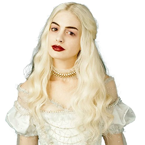 AOSI WIG long Curly Hair Cosplay Wig for Game of
