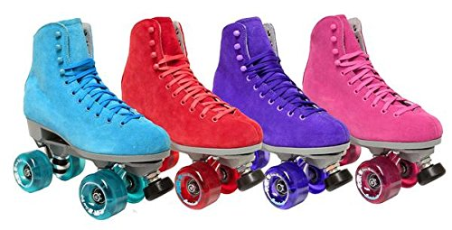 Sure-Grip Red Boardwalk Skates Outdoor by Sure-Grip (Image #2)