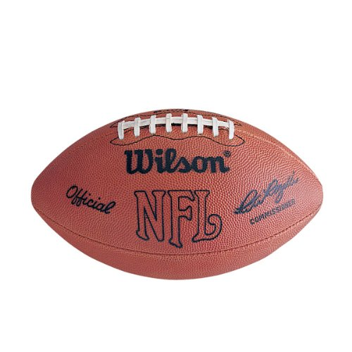NFL Los Angeles Raiders, Washington Redskins Wilson Football Super Bowl 18 by Wilson