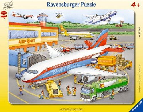 Ravensburger 06700 - Kleiner Flugplatz Ravensburger Spielverlag 06700 8 B00004TQI2 Cartoons &