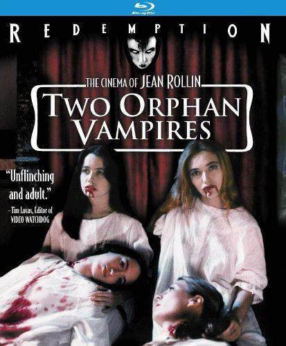 TWO ORPHAN VAMPIRES (BLU-RAY)