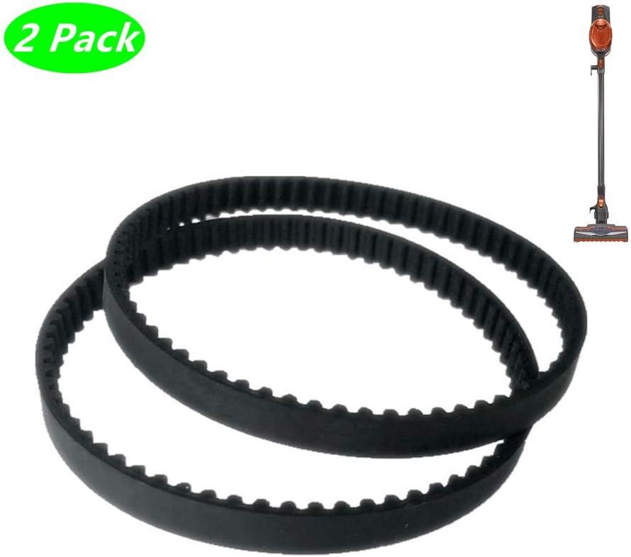 Seven-Yo Replacement for Shark HV300 Series Belt for The Rocket Ultra-Lightweight Upright Vacuum Model HV301, HV302, HV305, HV308 (2 Pack)