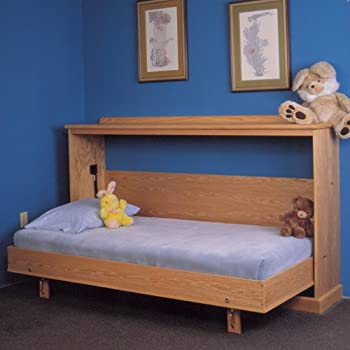 Side Mount Queen Murphy Bed