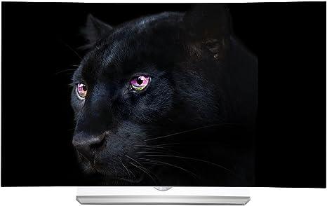 LG 55EG920V 55in 4K Ultra HD Compatibilidad 3D Smart TV WiFi Color Blanco LED TV - Televisor (4K Ultra HD, Web OS, A, 4:3, 14:9, 16:9, Color Blanco, 3840 x 2160 Pixeles) (Reacondicionado): Amazon.es: Electrónica