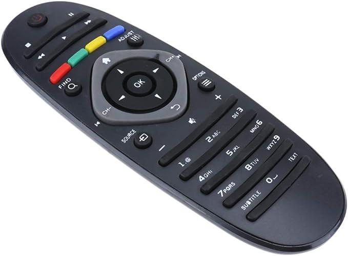 BASSK Mando a Distancia de Repuesto para Control Remoto Universal de TV 1PC para Control Remoto Philips TV/DVD/AUX: Amazon.es: Electrónica