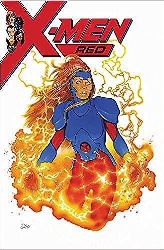 X-Men Blue #1 2nd Printing Marvel NM Comics Book