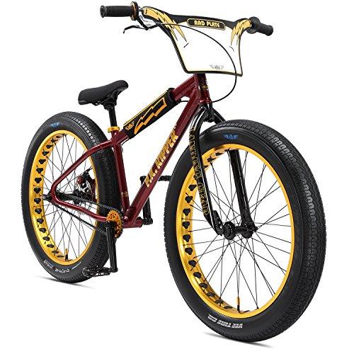 Cheap SE Fat Ripper 26″ BMX Bike – 2018 26 MAROON