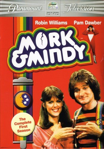 Mork & Mindy: The Complete First Season (Full Frame, 4PC)