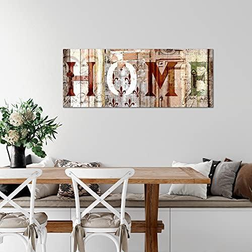 modern Kunstdruck Wandbilder Design Bild Wohnzimmer Wohnung Deko /Ölgem/älde Leuchtturm im Meer-10x15 10x20 10x25cm WSXYD Home Bilder Vlies Leinwandbild 5 Teilig