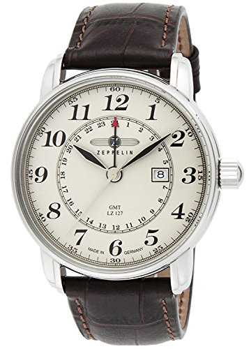 ZEPPELIN watch LZ127 Transatrantic Ivory 76,425 Men's [regular imported goods]