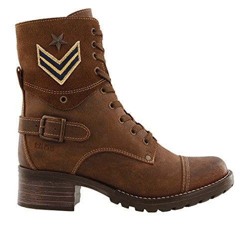 Boot Women's Brown Taos Crave Military ROEnBFq0