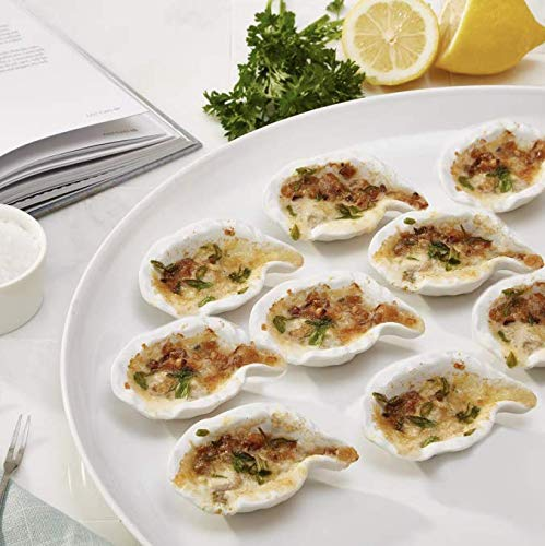 - Two's Company The World is Your Oyster Baking Dishes Set of 12