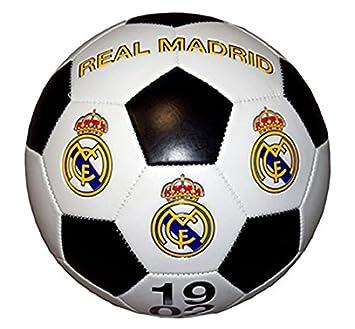 Real Madrid Gran de balón de fútbol de clásica: Amazon.es: Jardín