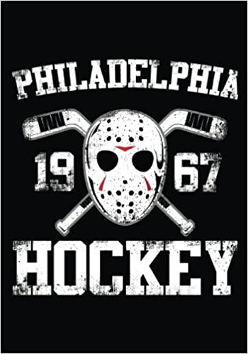 Philadelphia 1967 Hockey: Hockey Notebook & Personal Stats Tracker 100 Games por Dartan Creations