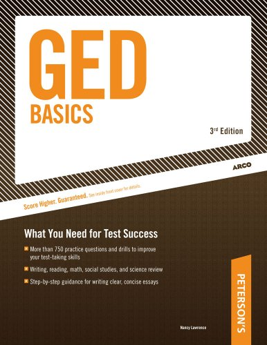 essay ged ged series steck vaughn Steck-vaughn ged: student edition essay [steck-vaughn] on amazoncom free shipping on qualifying offers the only ged preparation program based on results of the current ged teststhe new steck-vaughn ged is a result of thorough research and analysis based on examining results from the latest ged.