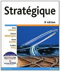 Stratégique 9e + eText + MyStrategyLab