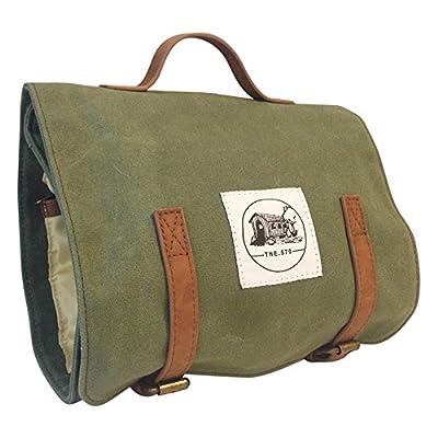a648d9786970 durable service Men s Hanging Travel Toiletry Bag - Expandable Shaving Dopp  Kit