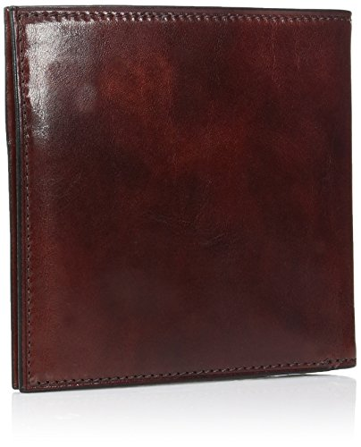 Bosca Mens Old Leather Credit Wallet w/ ID Passcase
