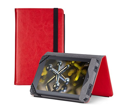(MarBlue Atlas Plus Case for Fire HD 6, Red)
