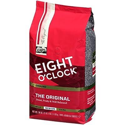 Eight O'Clock Ground Coffee, The Original
